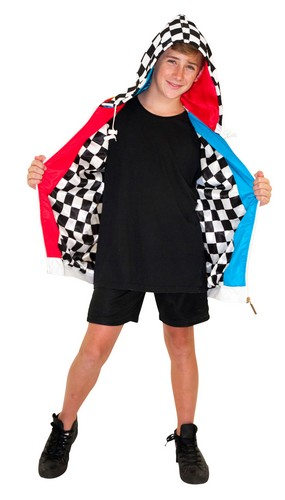 Commotion-Dance-custom-checkerboard-jacket