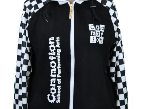 Featured Dance Jacket – Commotion School of Performing Arts