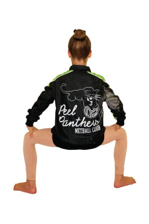 Custom Dancewear Jacket
