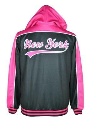 Asquith Girls High School Active Jacket Back