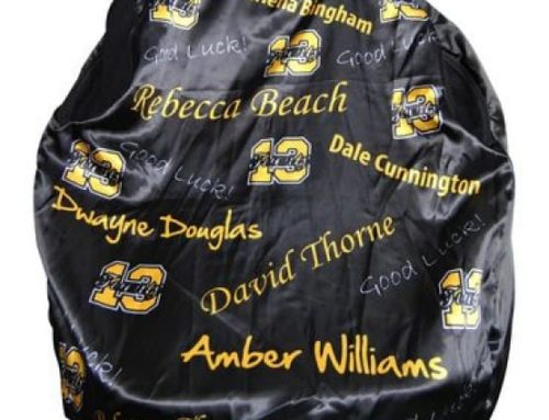 Custom Printed Lining for Small Schools