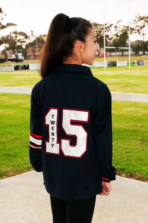 1 Exodus Wear Custom Year 12 Rugby Jersey