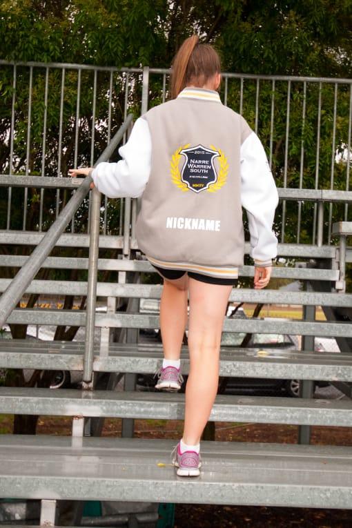 SCHOOL2STREET Year 12 Reversible Jacket Leavers Wear