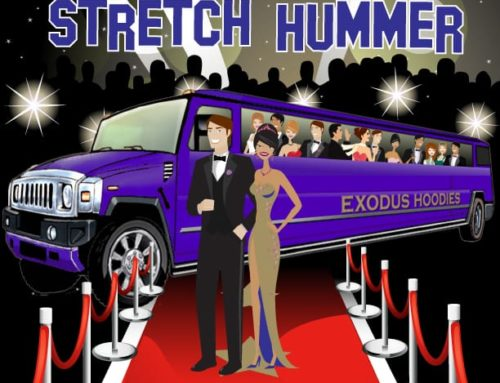 Want to win a Ride to your Year 12 Formal in a Stretch Hummer