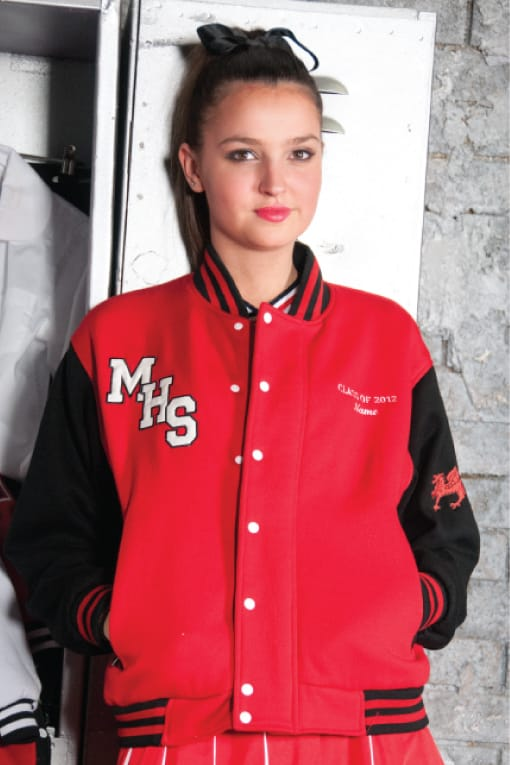Design Your Own Custom Varsity Jacket With Your