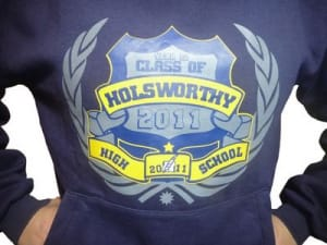 Holsworthy-High-School-Year-12-Jumper-screen-printed-design