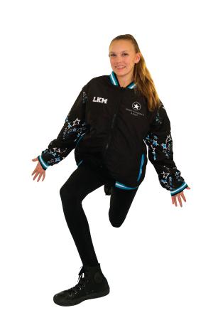 Reversible Dancewear Jacket