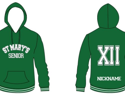 Request a FREE Mock-up design for your Year 12 Jumper or Jacket