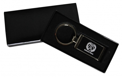 exodus wear loyalty customer free gift metal keyings in box