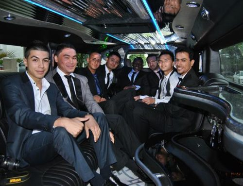 Holroyd High School students win Hummer ride to their Year 12 Formal