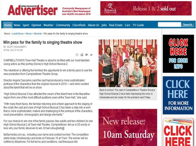 newspaper article high school musical 2 cast troy wears letterform jacket