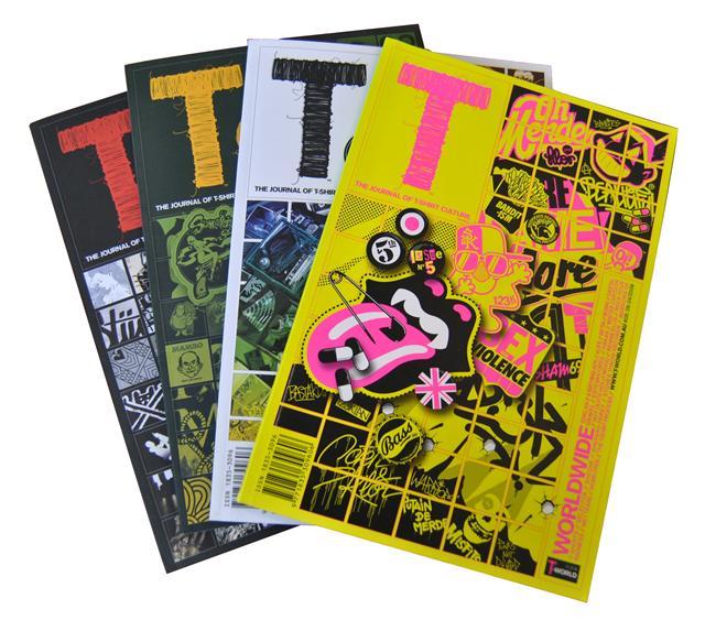 t world t shirt journal design inspiration