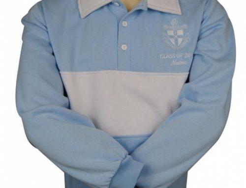 New Lightweight Polyfleece Year 12 Jerseys