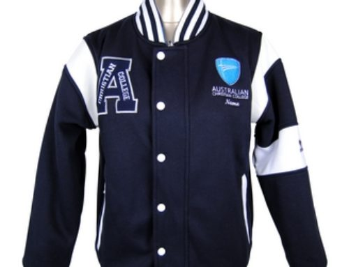 Australian Christian College Reversible Jacket