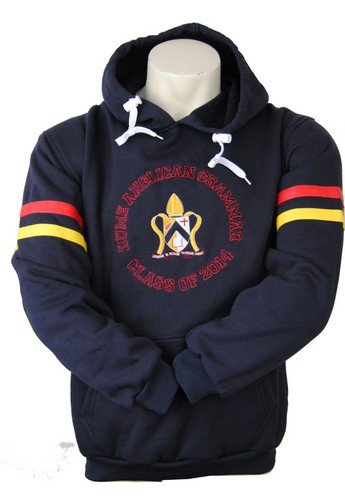 Hume Anglican School Custom VCE Jumper Front