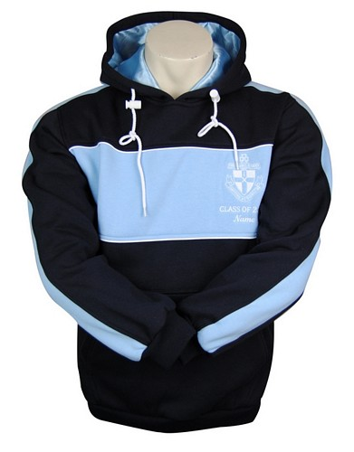 The Kings School Custom Year 12 Hooded Jumper Front