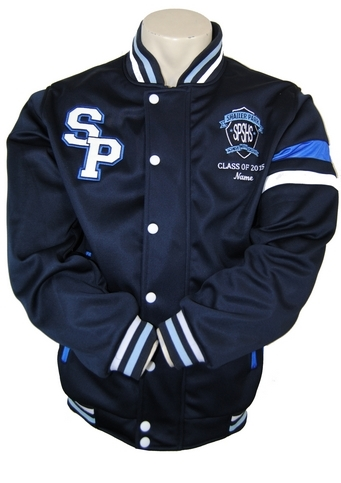 Shailer Park High School Year 12 Jersey And Baseball Jackets Front