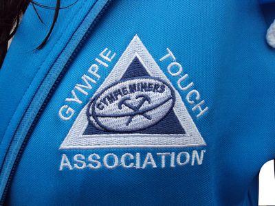 gympie touch football club custom hoodie exodus