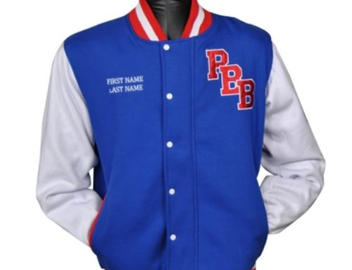 Bring it on winners Patrician Brothers Blacktown design their own baseball jacket