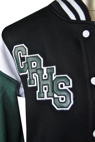 condell park high school exodus baseball jacket school initials