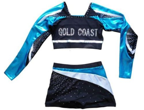 Custom Cheerleading Uniforms Australia