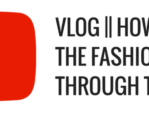 VLOG | Getting into the Fashion Industry Through the Side Door