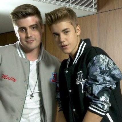 Justin Bieber Custom Varsity Jacket