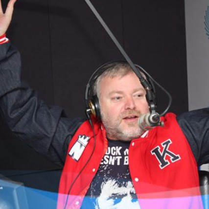 Kyle Sandilands Custom Varsity Jacket