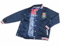 hurlstone agricultural high school baseball jacket inside