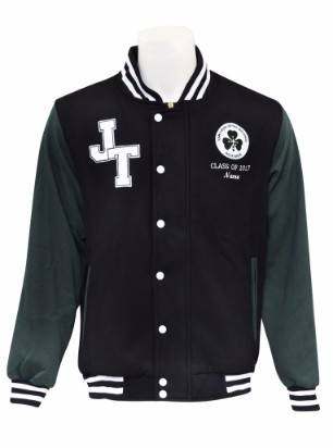 john therry catholic high school baseball jacket front