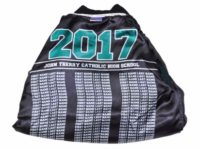 john therry catholic high school baseball jacket lining names