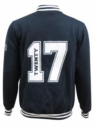 karabar high school baseball jacket back