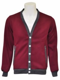 kogarah high school cardigan front