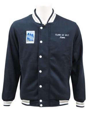 Katoomba high school baseball jacket front