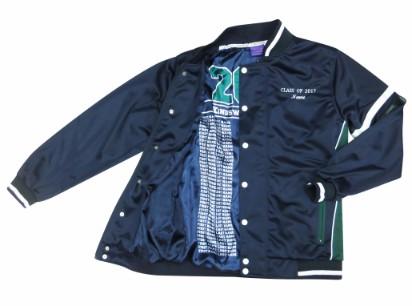 kingswood high school baseball jacket inside