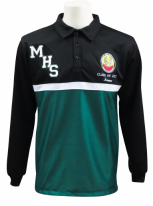 merrimac state high school jersey front