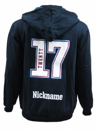 pinjarra senior high school hoodies back