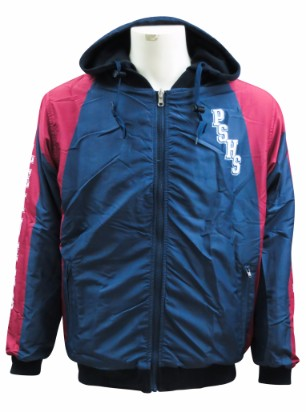 pinjarra senior high school windbreaker front