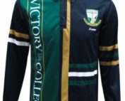 victory college jersey front