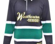 westbourne grammar school jersey front