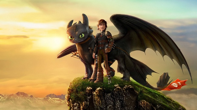 how to train your dragon nickname ideas