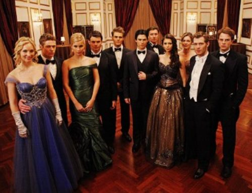 Top 10 TV High School formals of all time