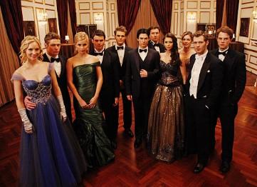 Top 10 TV formals