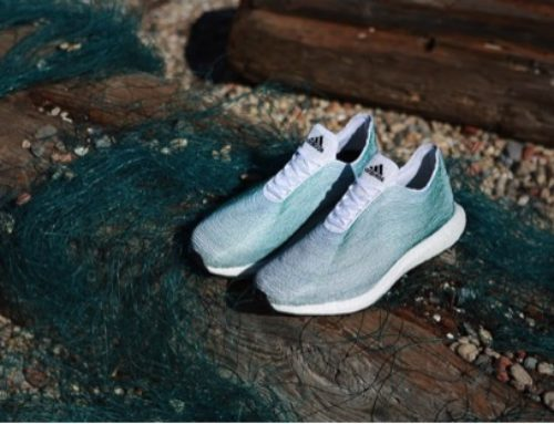 Fashion Tech: Adidas x Parley Recycled Sports Shoes