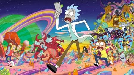 Rick and Morty Nickname Ideas