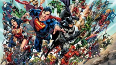50 DC Comic Nickname Ideas