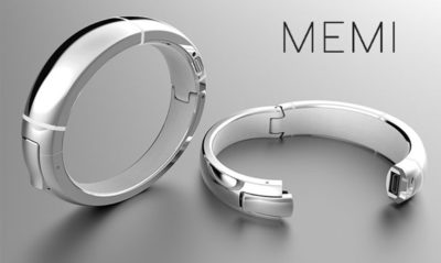 memi smart bracelet