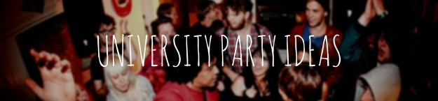 university party ideas featured image