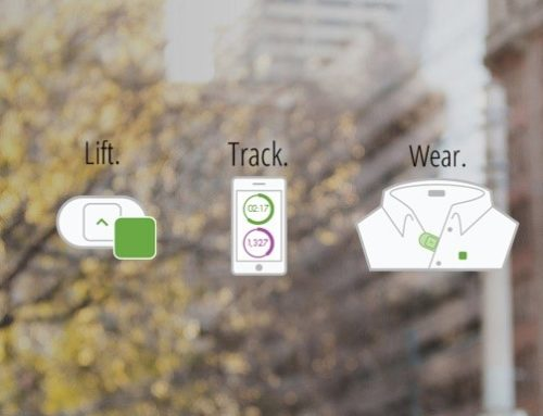 Fashion Tech: Lumo Lift will solve your posture problems