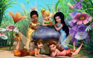 Tinkerbell nickname ideas